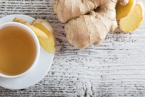 Nettoyez votre foie pour renforcer vos défenses immunitaires grâce au thé au gingembre
