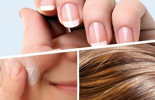 Comment régénérer les cheveux, la peau et les ongles de l'intérieur