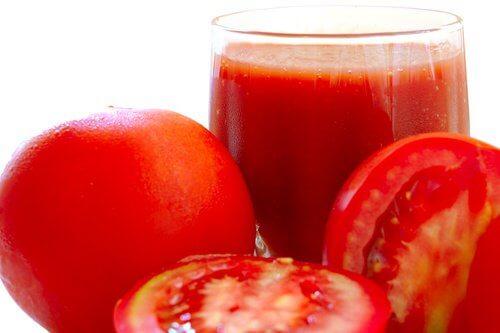 La tomate et le persil pour lutter contre la rétention d eau