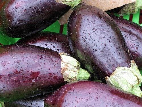 L'aubergine pour mincir.