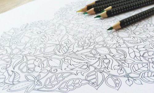 Le coloriage, un art anti-stress