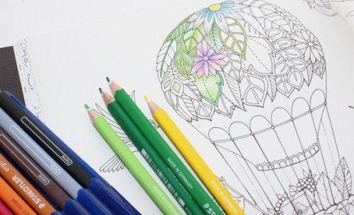 le Coloriage, un acte émotionnel et spirituel