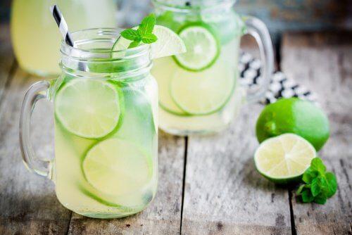 Brûlez des graisses avec cette délicieuse limonade