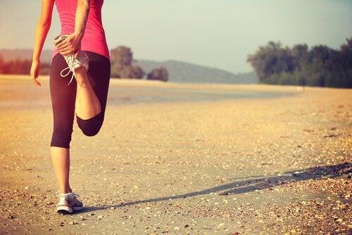 Les contre-indications dans le sport pour osteokhondroza