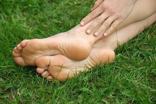 Traitement naturel contre la talalgie