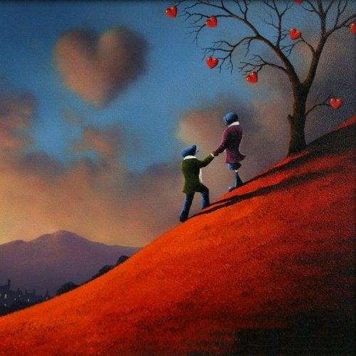 Aimer ne suffit pas, encore faut-il exprimer son amour !