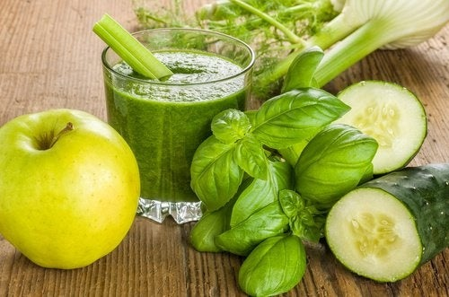 Le jus vert miracle pour perdre du poids