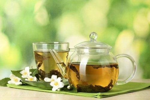 Les mille et une propriétés du thé vert