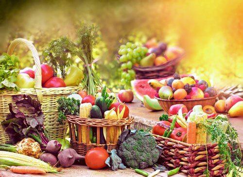 Légumes pour le bon cholestérol.