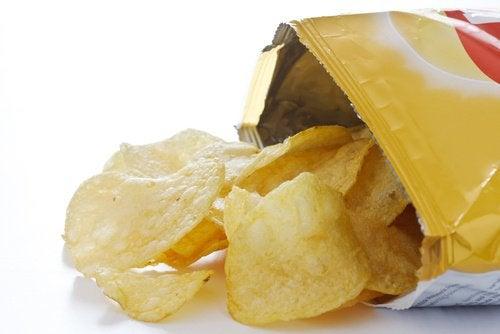 chips olestra