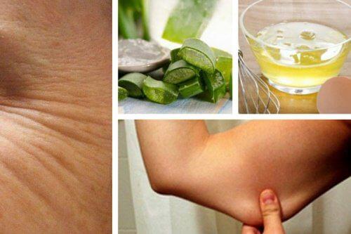 Comment raffermir la peau à l'aide de remèdes maison ?