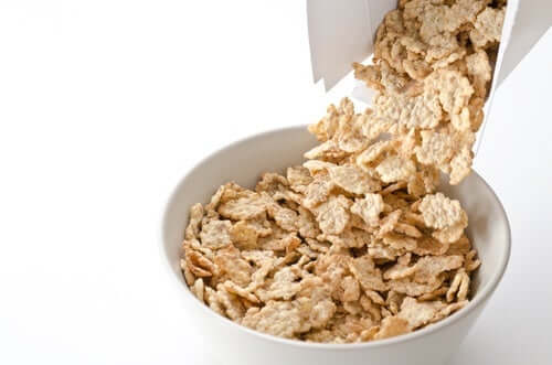 Bol de céréales