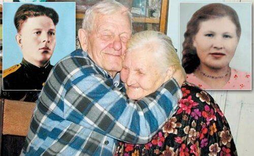 Un amour qui se retrouve 60 ans après