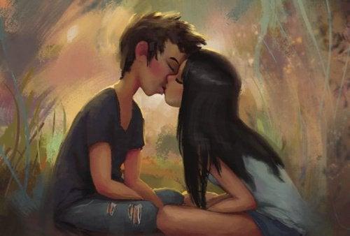 On n'oublie jamais un amour, on apprend à vivre sans