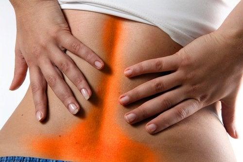 Causes de la lombalgie.