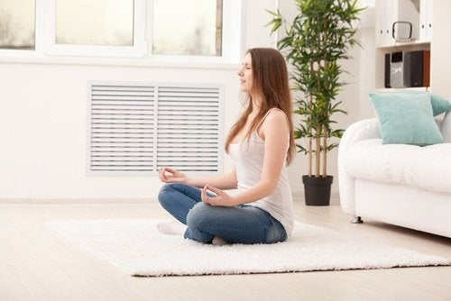 Faites de la méditation anti-stress chez vous