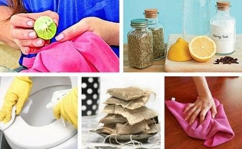 Nettoyer son intérieur sans produits chimiques !