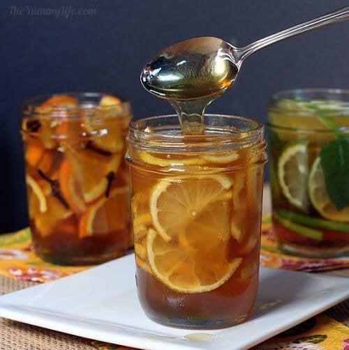 Oranges et miel : un petit-déjeuner médicinal essentiel