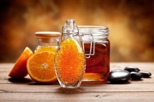 Oranges et miel
