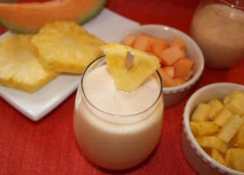 3 délicieux smoothies pour commencer la journée avec optimisme