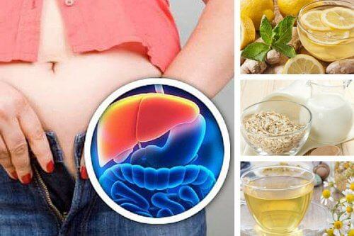 5 boissons nocturnes pour détoxifier le foie et perdre du poids