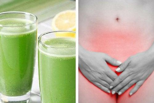 6 boissons naturelles pour soigner les infections urinaires