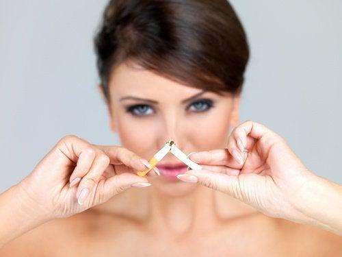 3 règles de base pour arrêter le tabac
