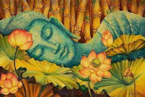Bouddha amour