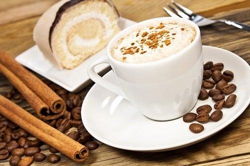 cannelle et café