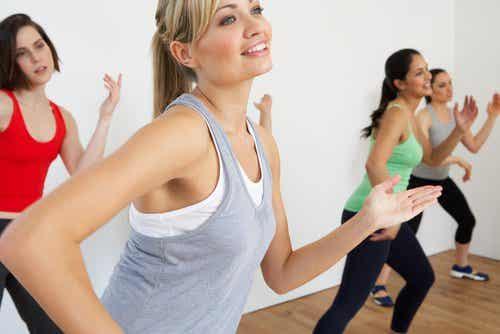 8 raisons de danser chaque jour