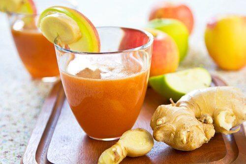 4 boissons naturelles pour détoxifier le foie et mincir