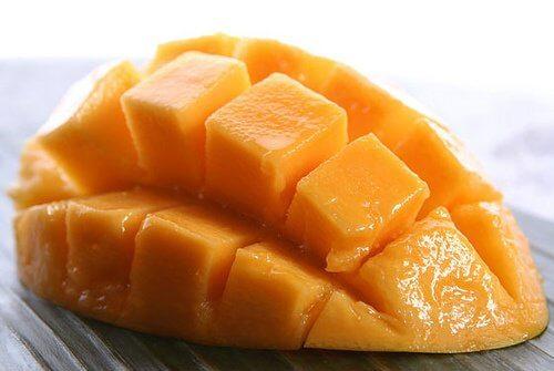 Les mangues alcalinisent le corps, améliorent la fonction cérébrale et la digestion