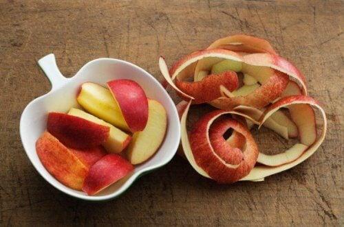 La peau de la pomme pour améliorer la digestion, désenflammer et protéger l'organisme