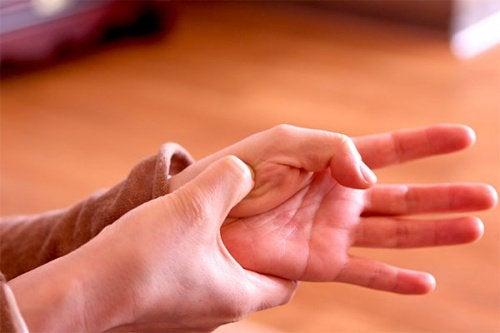 4 points de pression pour soulager diverses douleurs