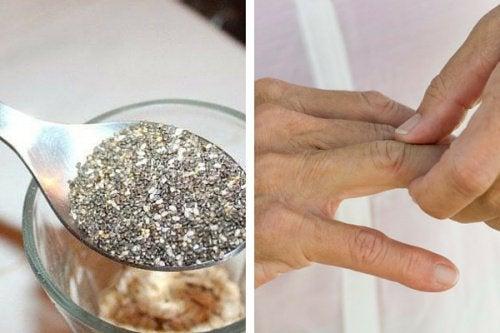 Réduire l'arthrite avec des acides gras
