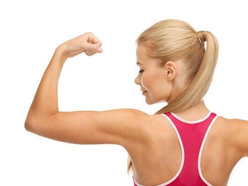 L'exercice pour gagner de la force