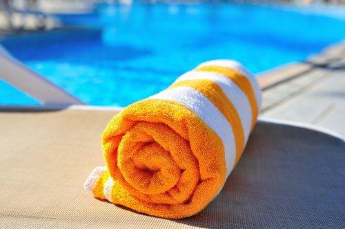 Lavez vos draps et serviettes de bain.