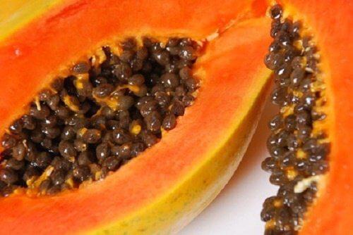 Les 10 vertus santé de la papaye