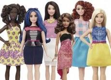 Barbie nouveaux designs