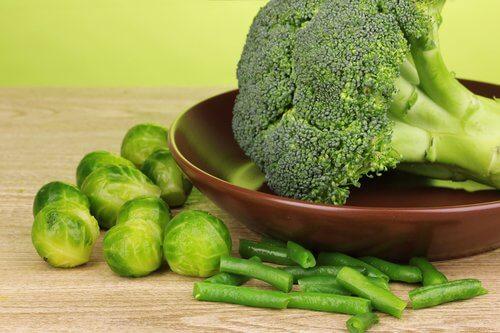 Brocoli-calcium