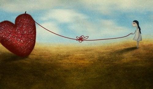 La co-dépendance : les chaînes qui font mal