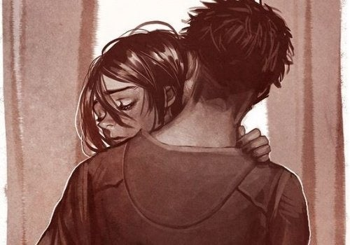 Aime-moi au moment où je le mérite le moins !
