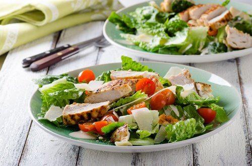 Divisez vos repas en petites portions pour stimuler votre métabolisme