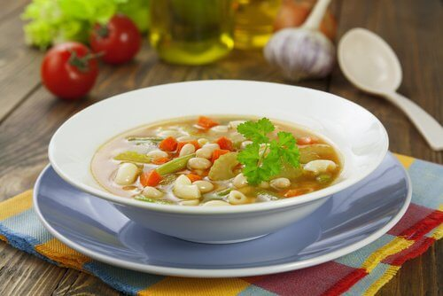 Bienfaits des soupes saines.