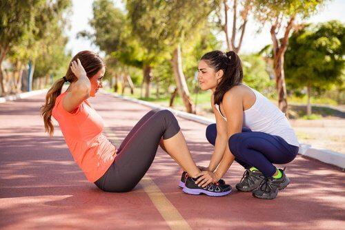 Faites de l'exercice pour stimuler votre métabolisme