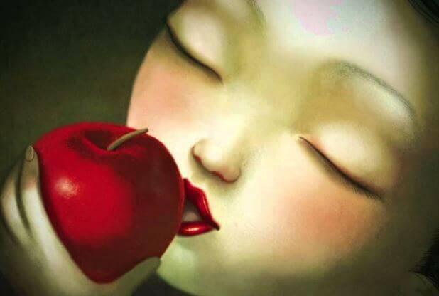L'amour doit être vrai et sincère.