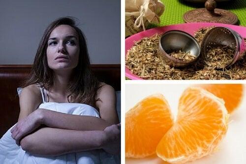 Infusion calmante pour combattre rapidement l'insomnie