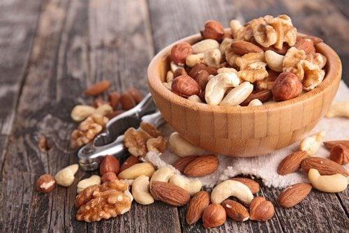 Les noix pour votre libido.
