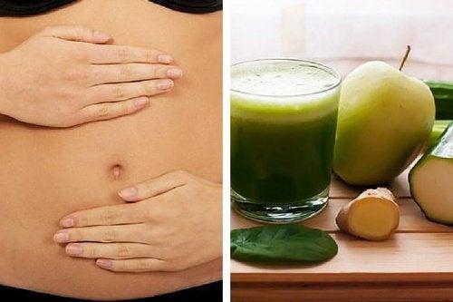 Un jus pour purifiez le système gastro-intestinal et contrôlez le diabète