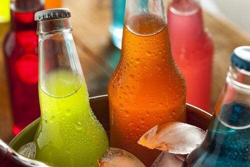 Les soda quand on souffre de douleurs articulaires.